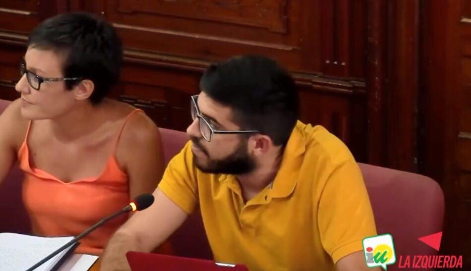 IU lamenta la dejadez del gobierno del PSOE-Cs en la gestión de la celebración del V Centenario