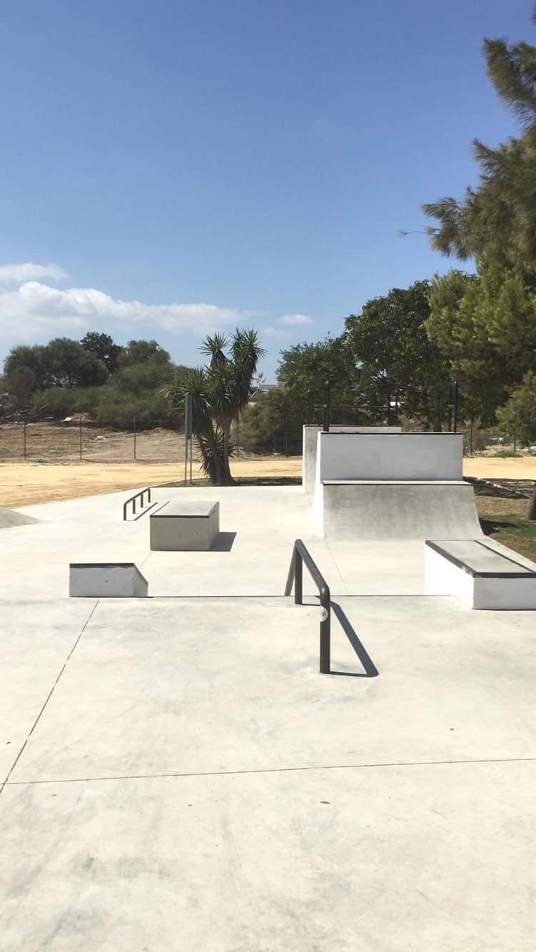 IU exige al gobierno los informes técnicos que avalen la seguridad del parque de skate