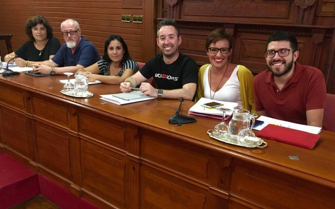 Luz verde a las propuestas de Izquierda Unida en el pleno ordinario