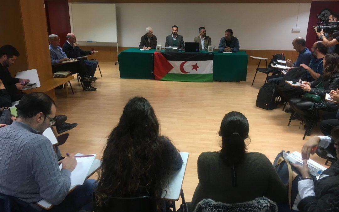 IU Sanlúcar posiciona en el foco político local la causa del pueblo saharaui