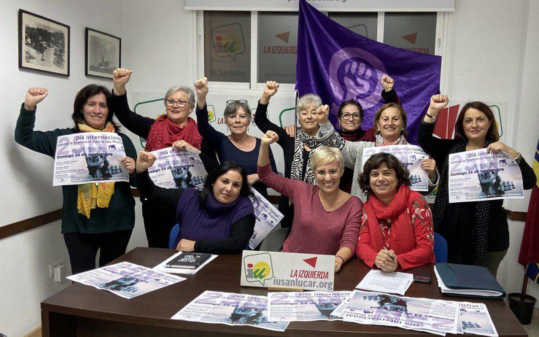 IU reivindica al Ayuntamiento un papel más activo contra las violencias machistas