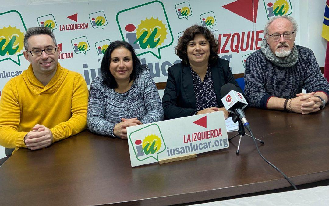 Defensa de los servicios públicos y lucha contra el clientelismo del PSOE