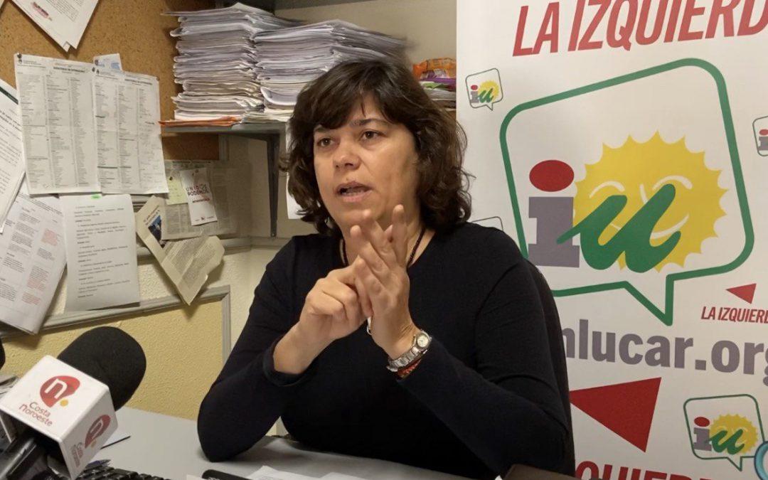 IU lamenta las mentiras del PSOE en torno a la EDUSI