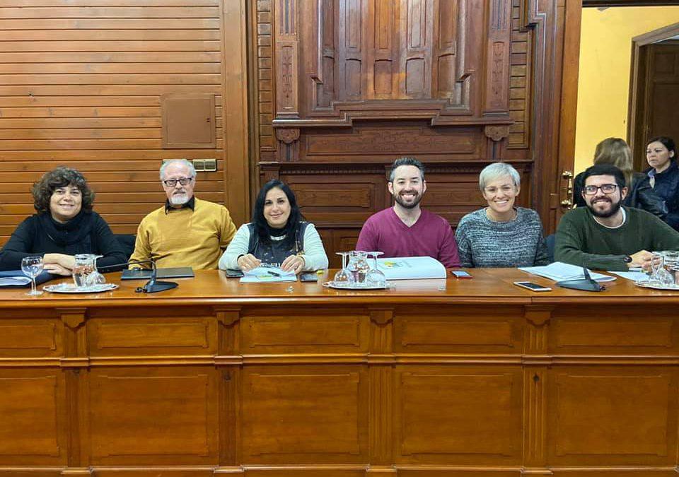 IU vota en contra de la RPT propuesta por PSOE y Cs