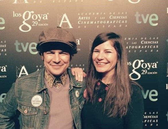 IU felicita a Laura Millán y Darío García por su participación en películas nominadas a los Goya 2020
