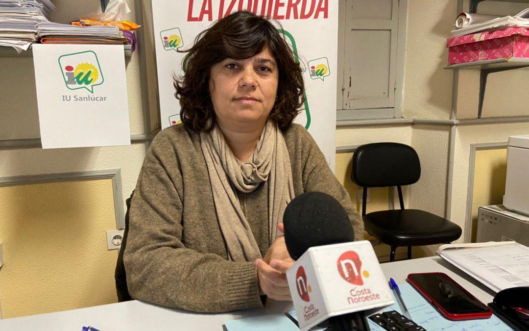 IU denuncia la precariedad de las políticas del PSOE en los Servicios Sociales