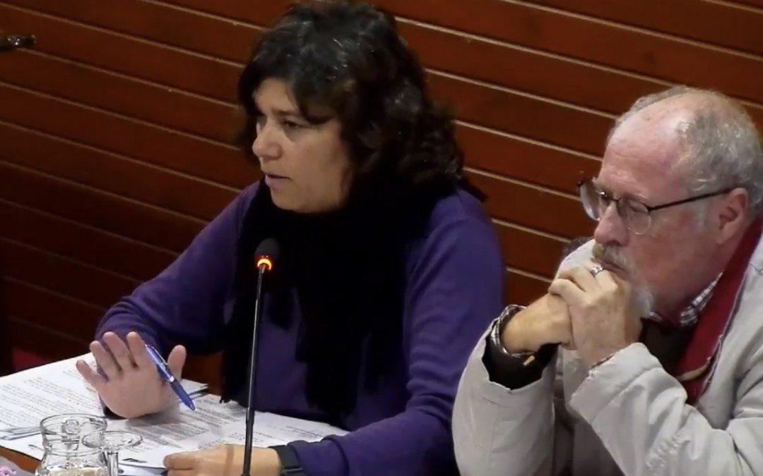 IU da una alternativa a la situación del Callejón Negro                                que el PSOE se niega a considerar