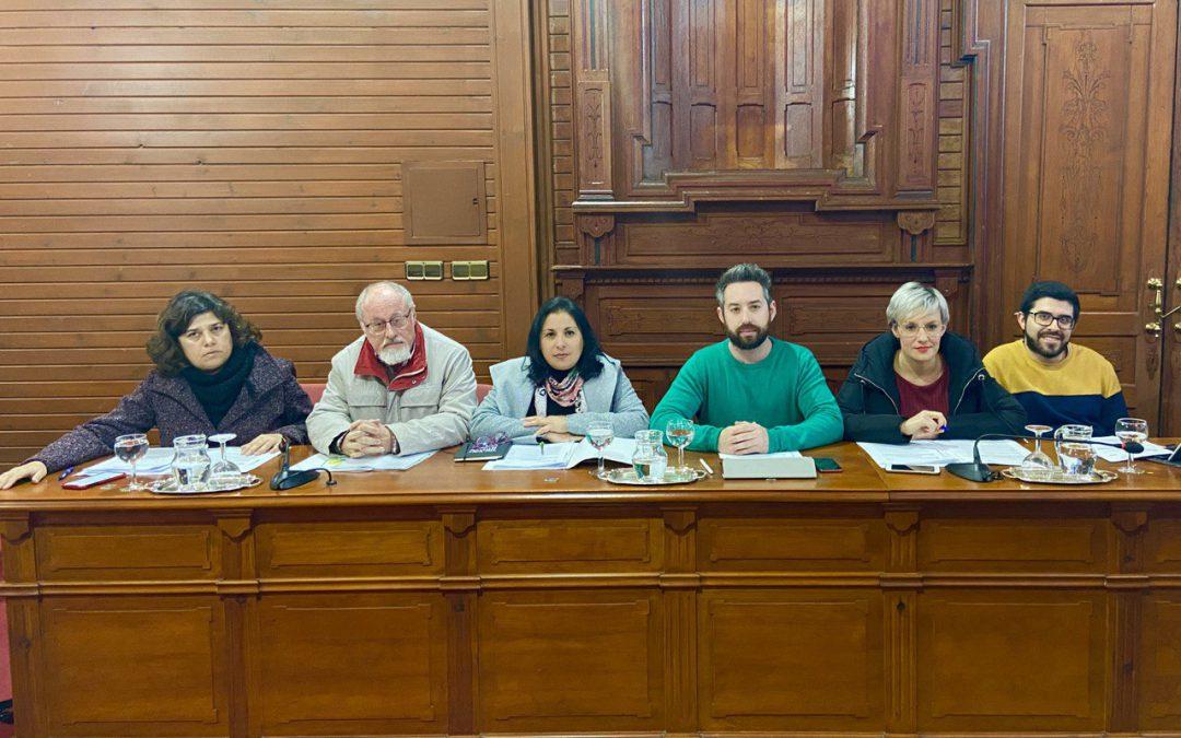 IU lamenta que Víctor Mora presuma de aumentar la recaudación en 600.000 euros