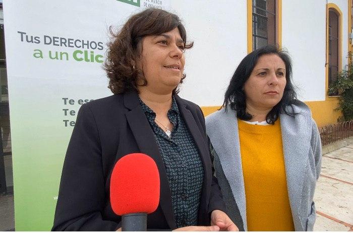 El PSOE de Víctor Mora ningunea a la ciudadanía durante la visita del Defensor del Pueblo Andaluz