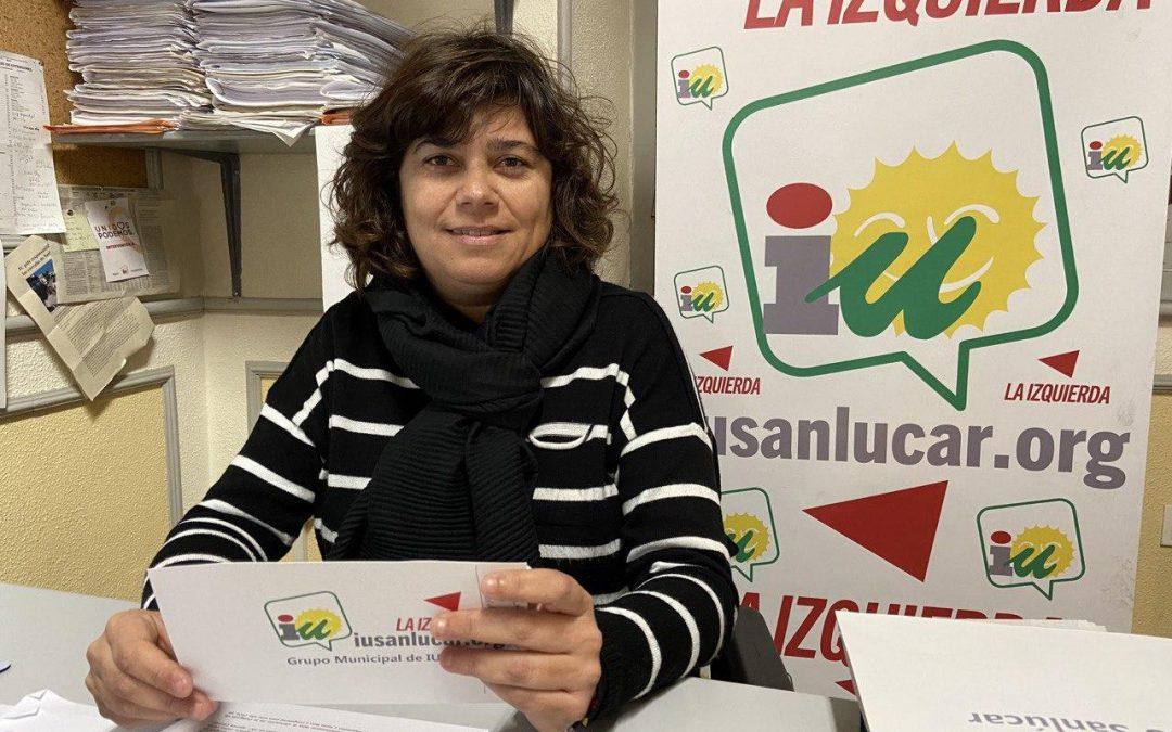 IU Sanlúcar lleva a Pleno crear una oficina para el Ingreso Mínimo Vital