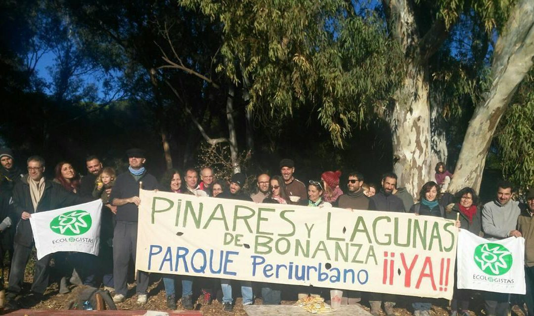 IU exige que el Pinar de la Dinamita sea declarado parque periurbano de una vez por todas