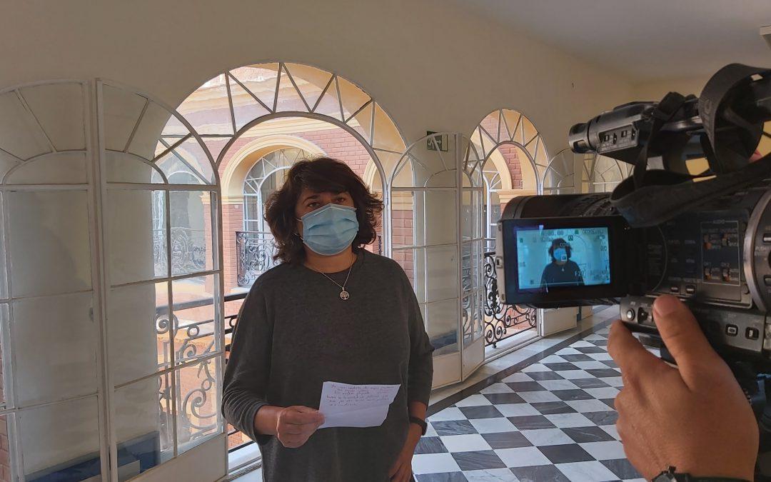 IU pedirá en pleno el servicio de enfermería las 24 horas en la Residencia de Mayores