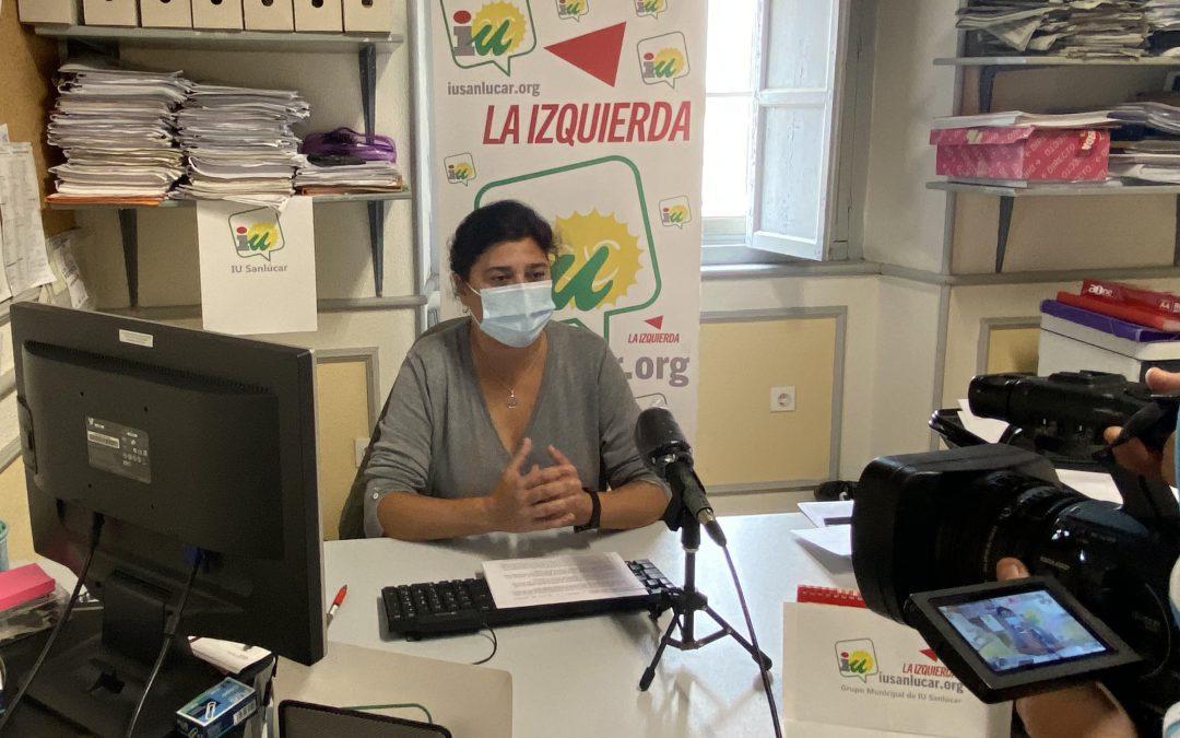 """Carmen Álvarez: """"El Ayuntamiento no tiene presupuesto para ayudar a los autónomos y micropymes porque los ha destinado a pagar gratificaciones"""""""
