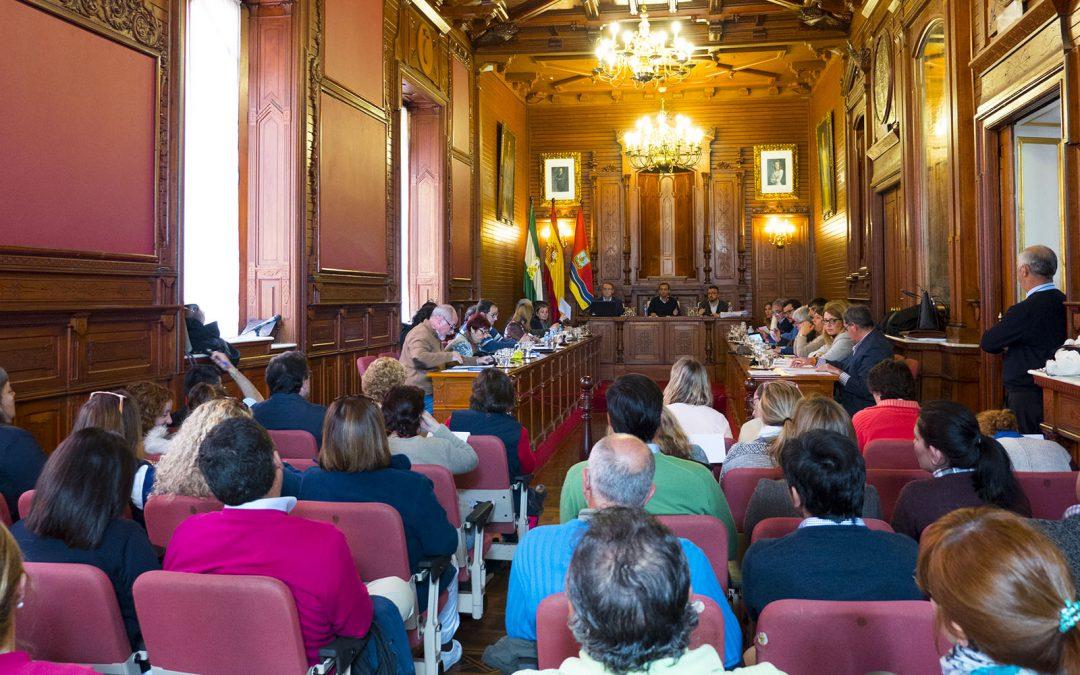 """IU denuncia que """"el PSOE solo busca desacreditar la escrupulosa labor de oposición que realizamos"""""""