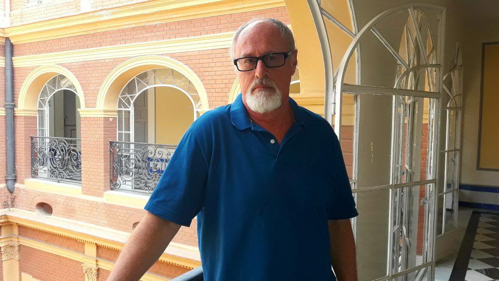 Cabral exige al alcalde que deje de insultar a IU y se centre en gestionar la ciudad