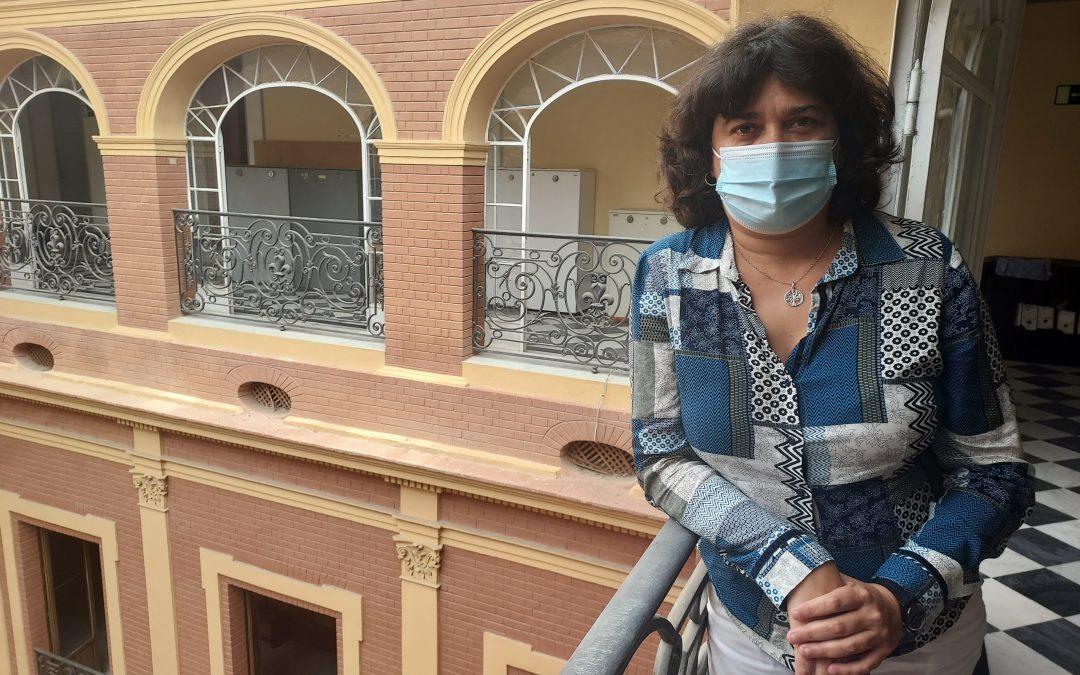 IU lamenta que el PSOE de Víctor Mora use los recursos municipales con fines partidistas