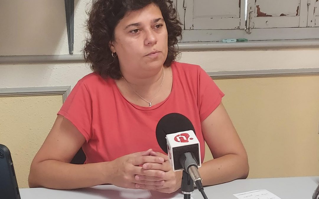 "Carmen Álvarez: ""Exigimos que se oferten las 30 plazas disponibles del Centro Municipal de Alzheimer"""